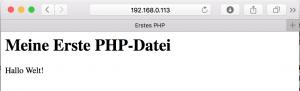phptest